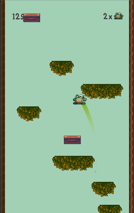 Frog Flick – An Android Game